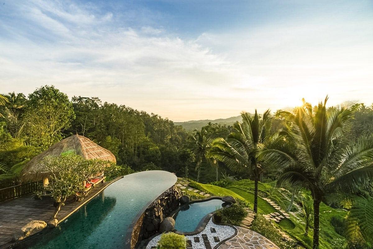 Adiwana Dara Ayu Villas, Bali