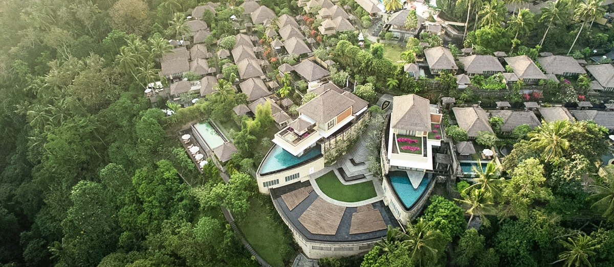 Kamandalu Ubud, Bali - a gorgeous Bali honeymoon resort