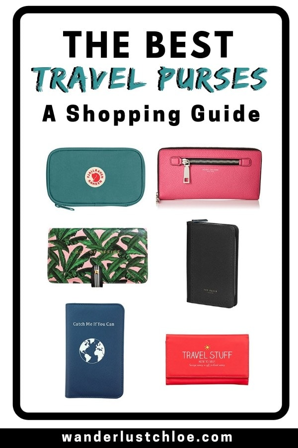 The Best Travel Purses - Shopping Guide