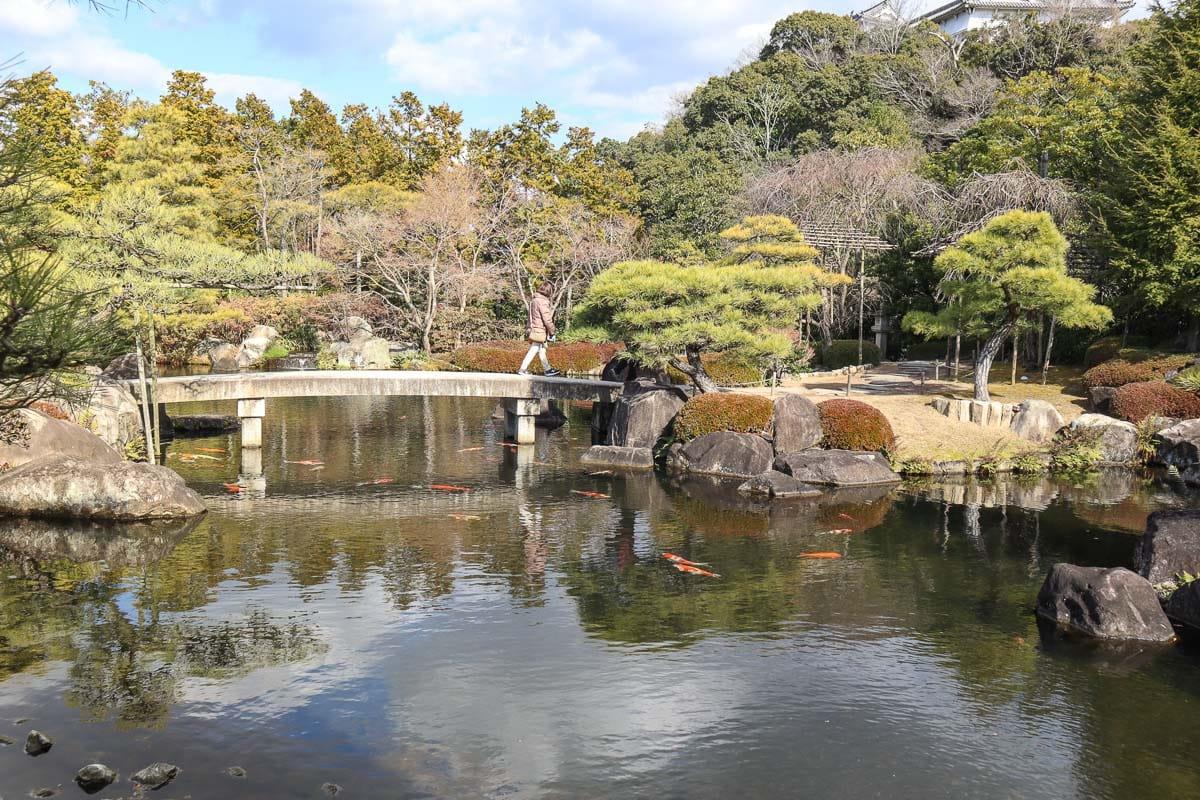 Himeji Gardens, Japan
