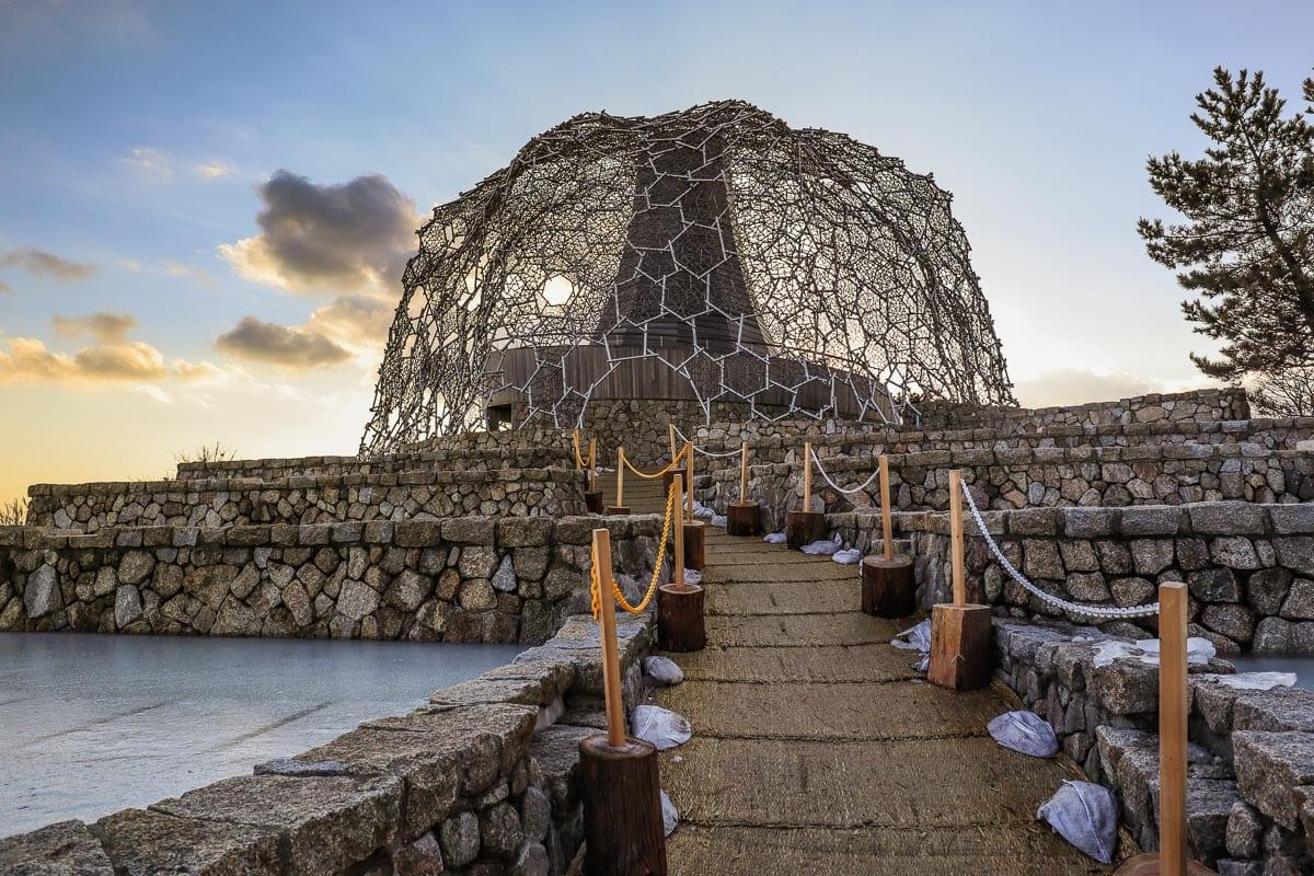 Rokko Shidare Observatory