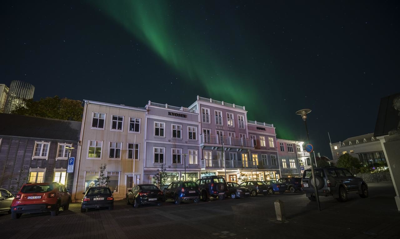 Kvosin Downtown Hotel, Iceland