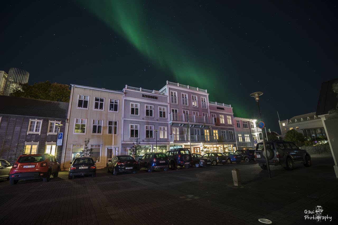Kvosin Downtown Hotel, Iceland