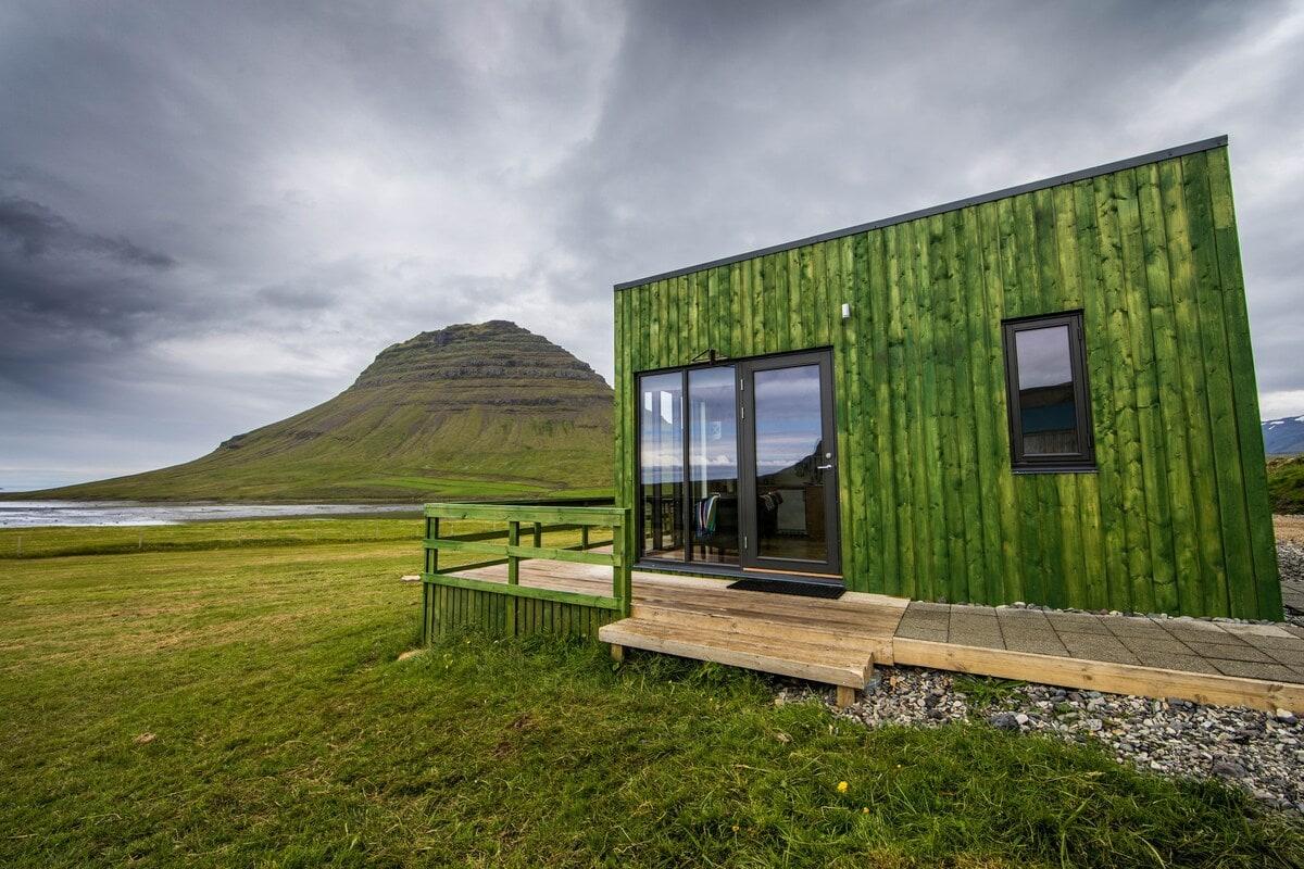 Nónsteinn Cabin, Iceland