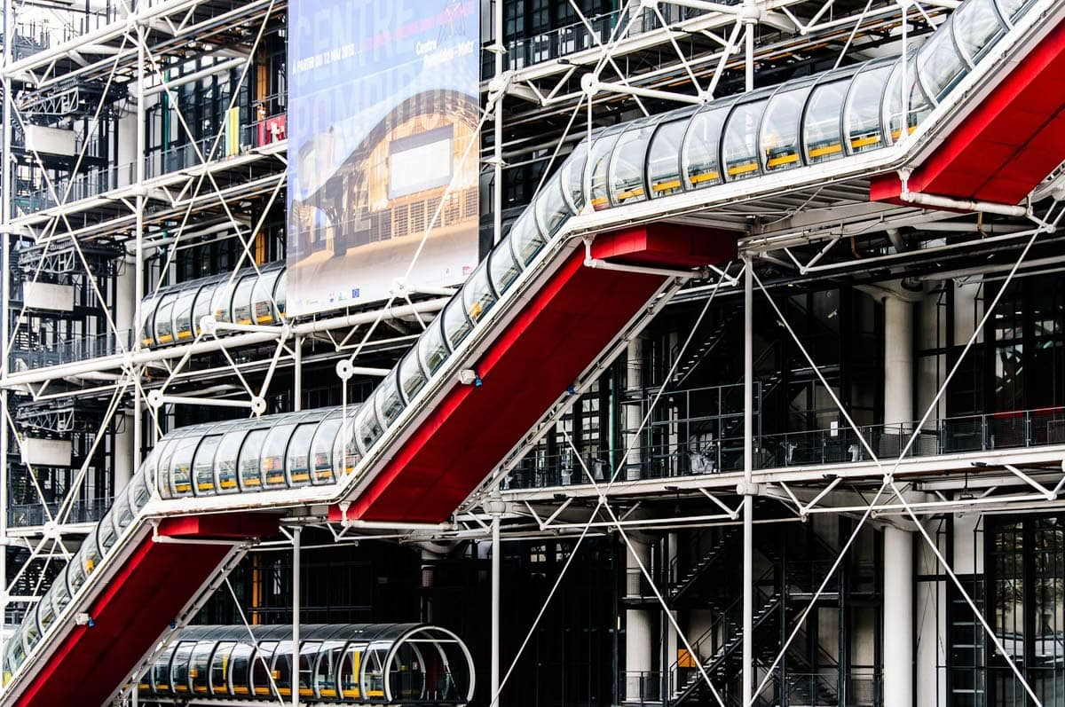 Pompidou Centre, Paris