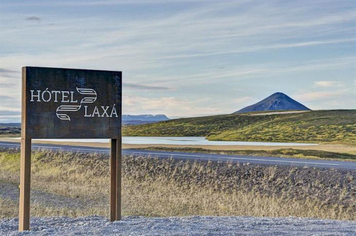Hotel Laxa, Iceland