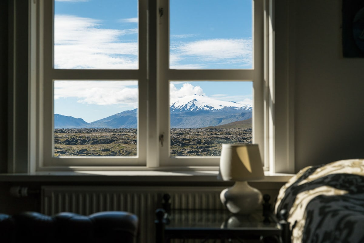 Hotel Budir, Iceland