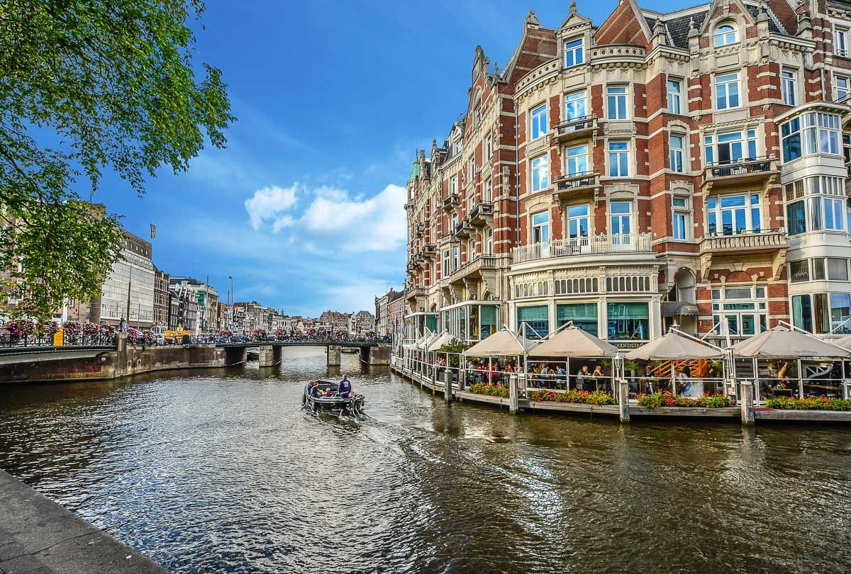 A canal cruise is a great addition to your weekend in Amsterdam
