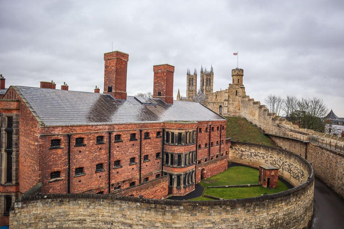 Lincoln Castle and the Victorian Prison