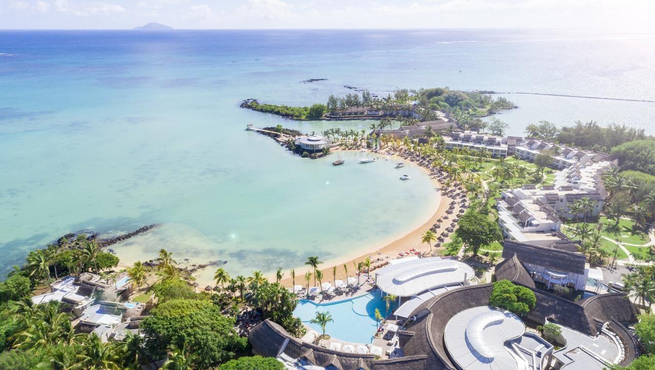 Lux Grand Gaube, Mauritius