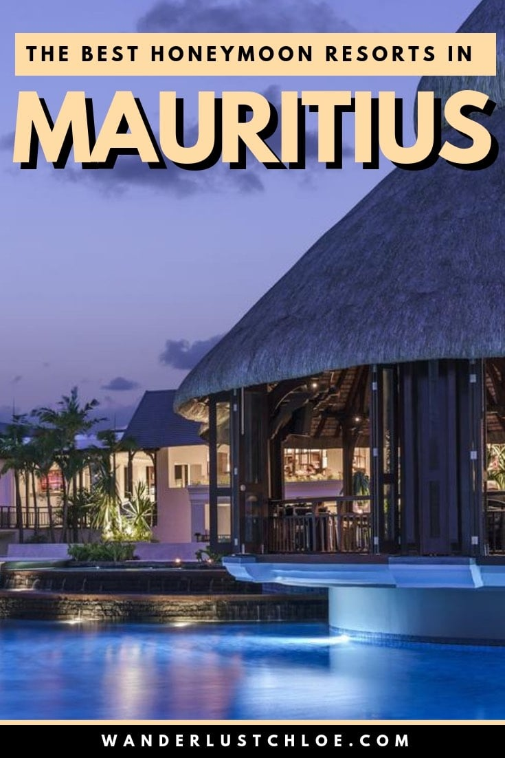 The Best Honeymoon Hotels in Mauritius For 2019