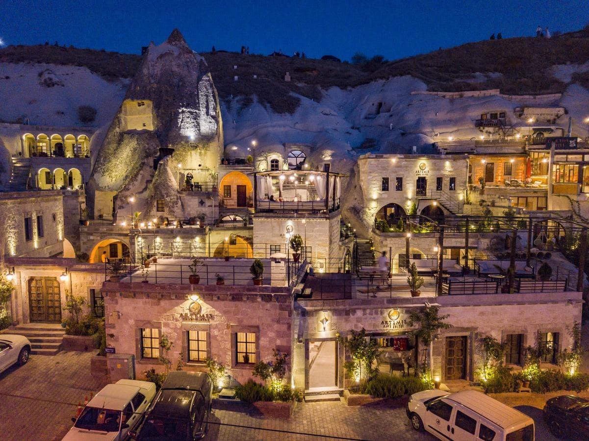 Artemis Cave Suites, Cappadocia cave hotel