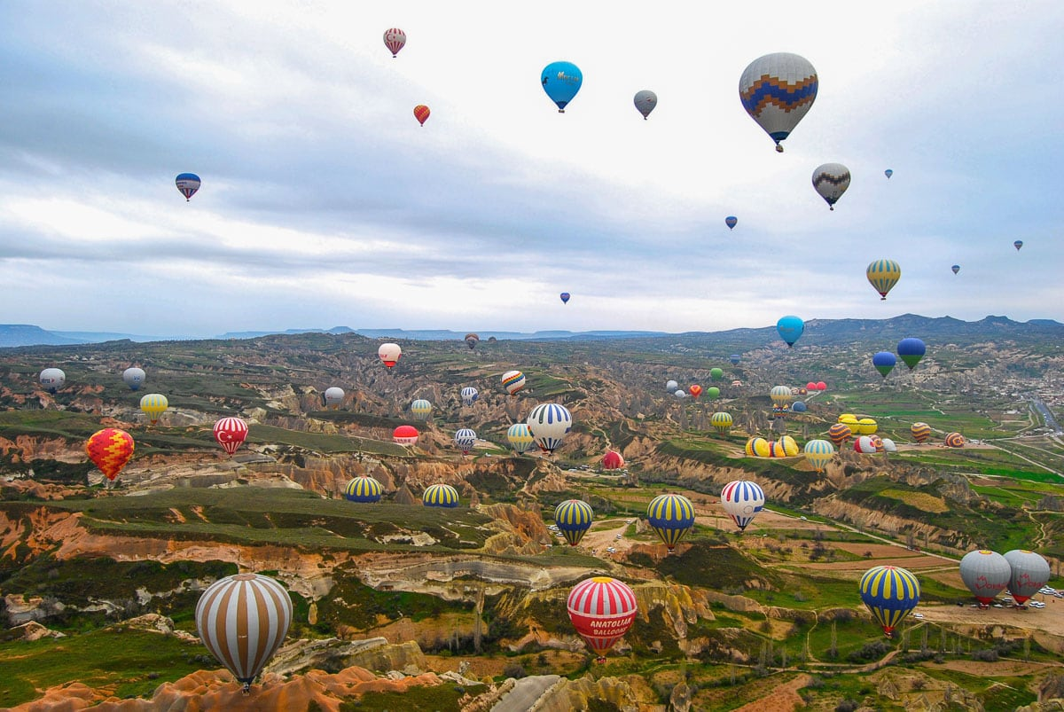 Read This Before Hot Air Ballooning In Cappadocia