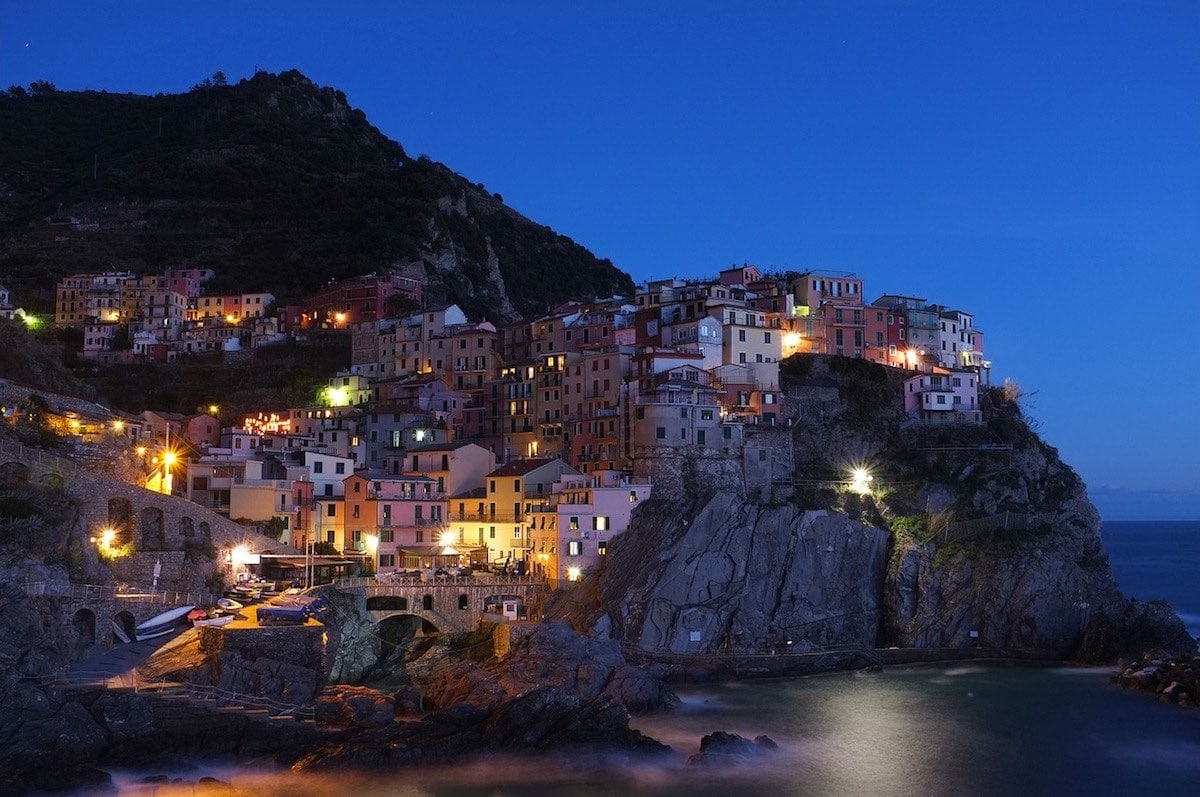 Cinque Terre, Italy - a great stop on your Italy road trip