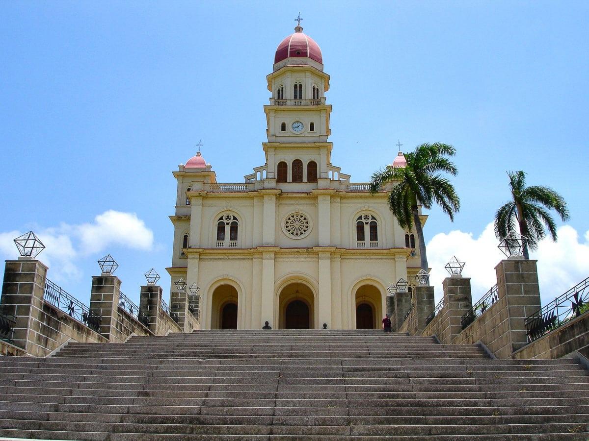 Basilica El Cobre in Santiago De Cuba