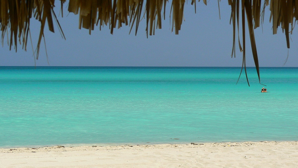 Beaches of Cayo Coco, Cuba