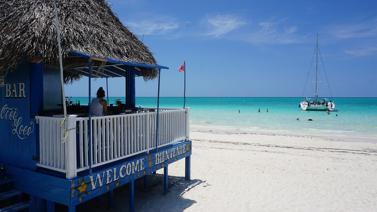 Add beach time to your Cuba itinerary