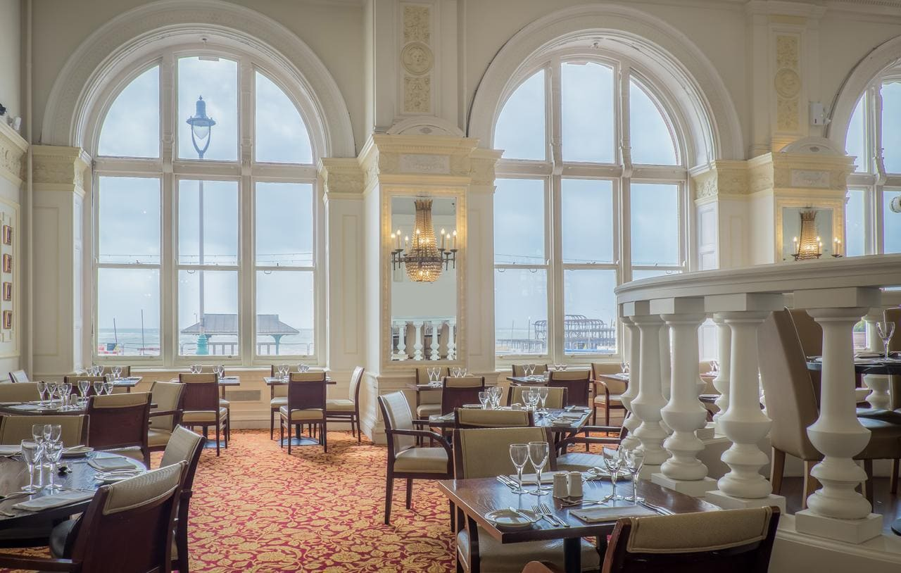 Hilton Brighton Metropole Restaurant