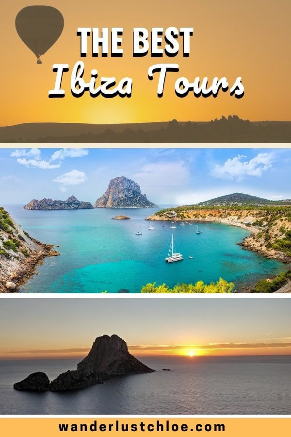 The Best Ibiza Tours