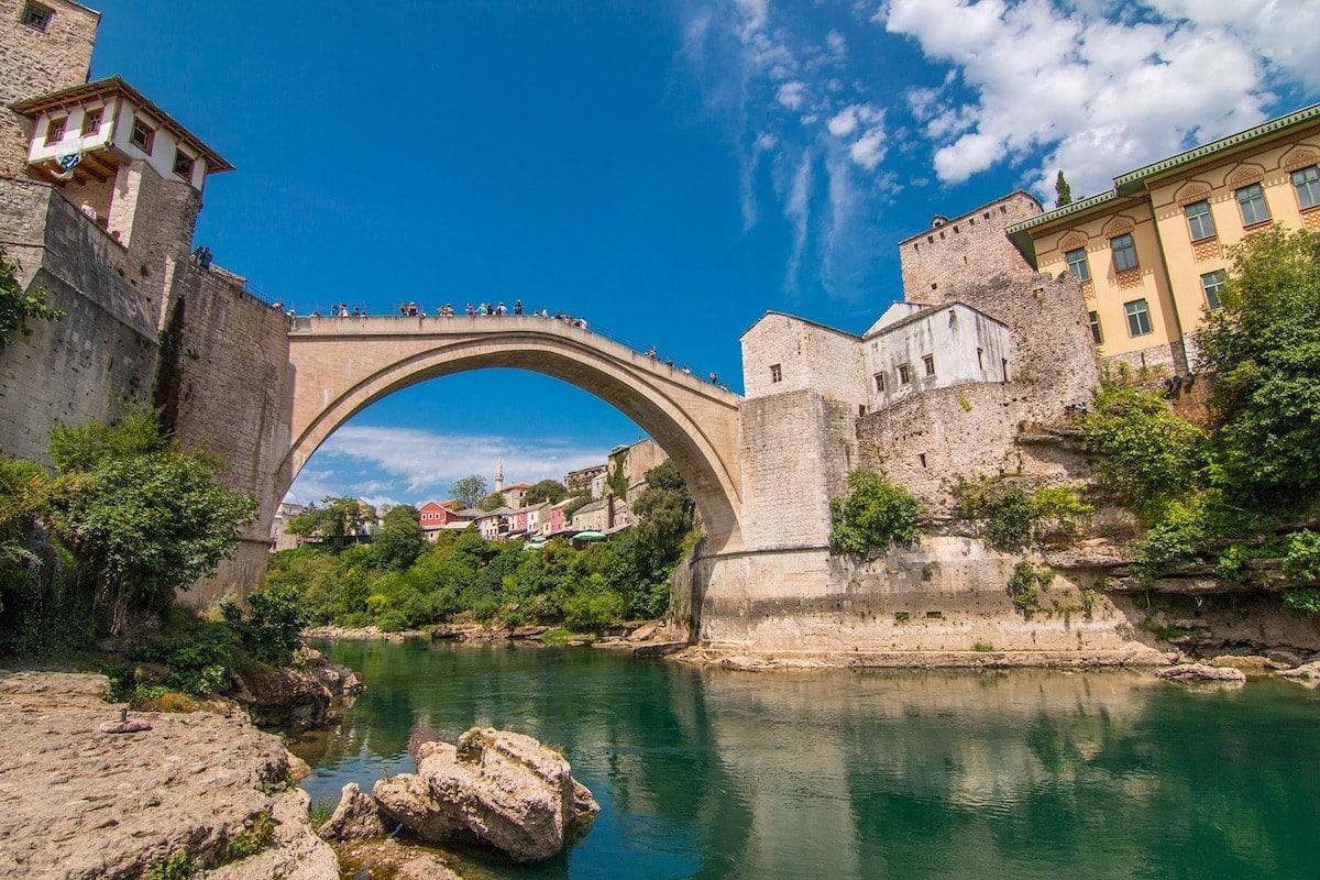Mostar - Stari Most Bridge