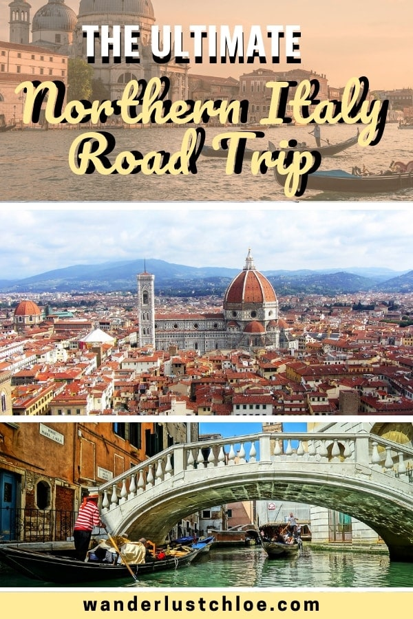 The ultimate northern Italy road trip