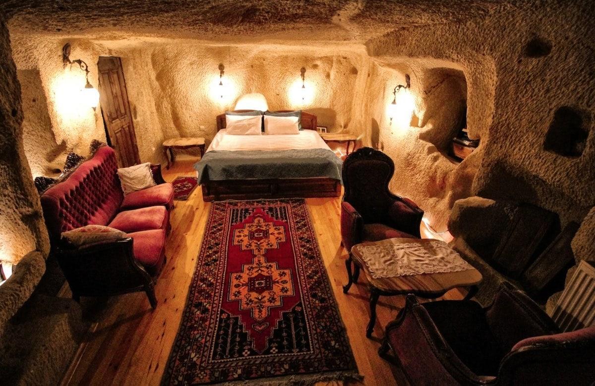 Patisca Cave House, Cappadocia