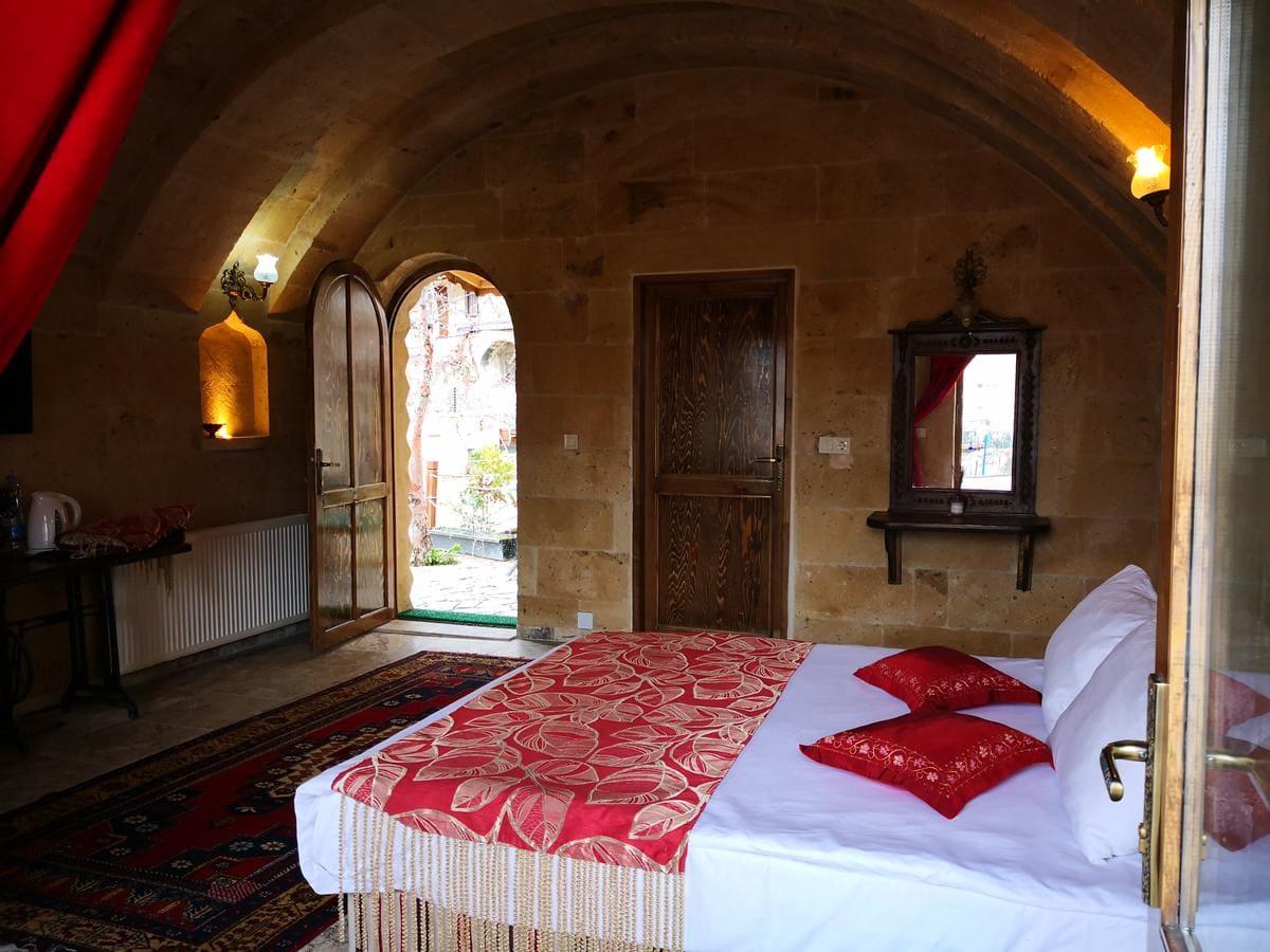 Roc of Cappadocia, cheapest cave hotels in Cappadocia