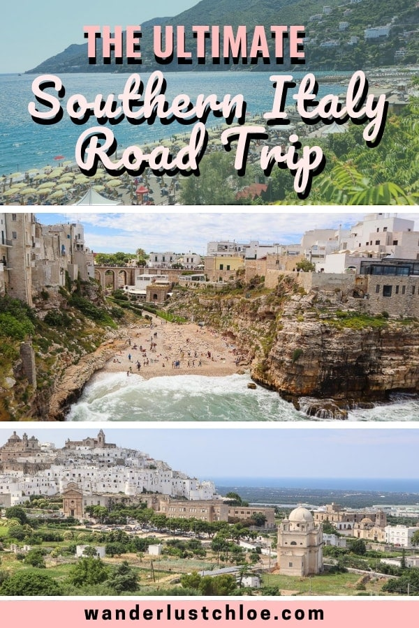 The ultimate southern Italy road trip