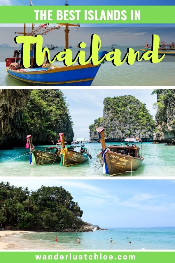 The Best Islands In Thailand - Thailand Island Hopping