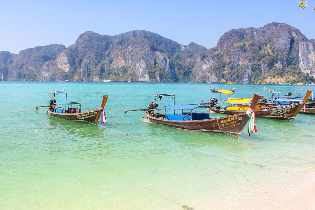 Koh Phi Phi, Thailand (Photo: Janet - JournalistOnTheRun)