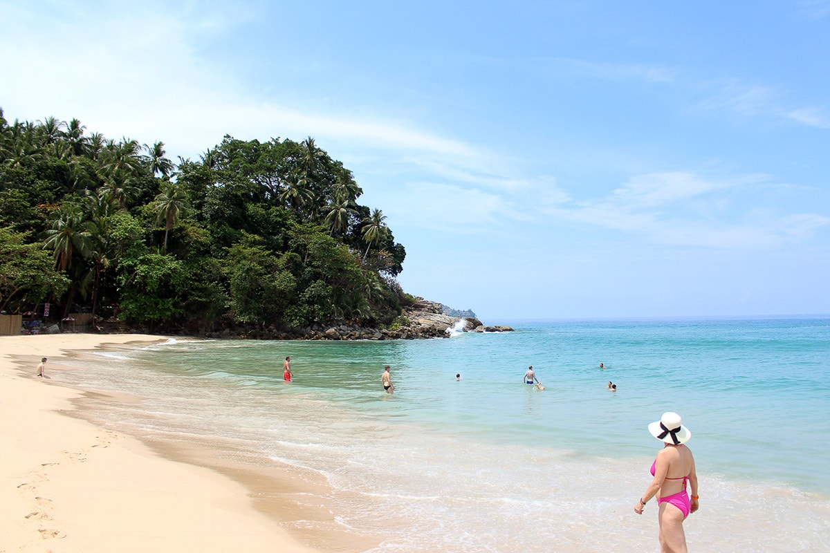 Surin Beach, Phuket, Thailand (Photo: Frankie Thompson) - a great pick if you're looking for Thailand island hopping advice