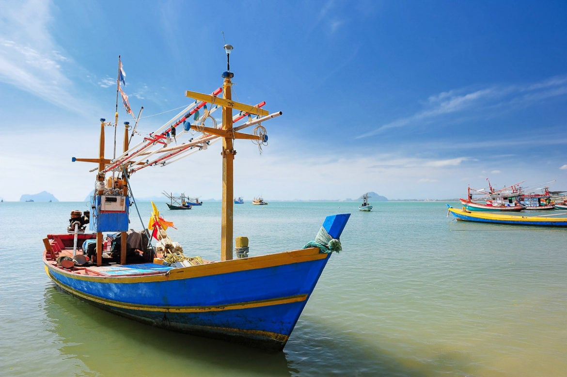 Thailand Island hopping - which island would you choose?