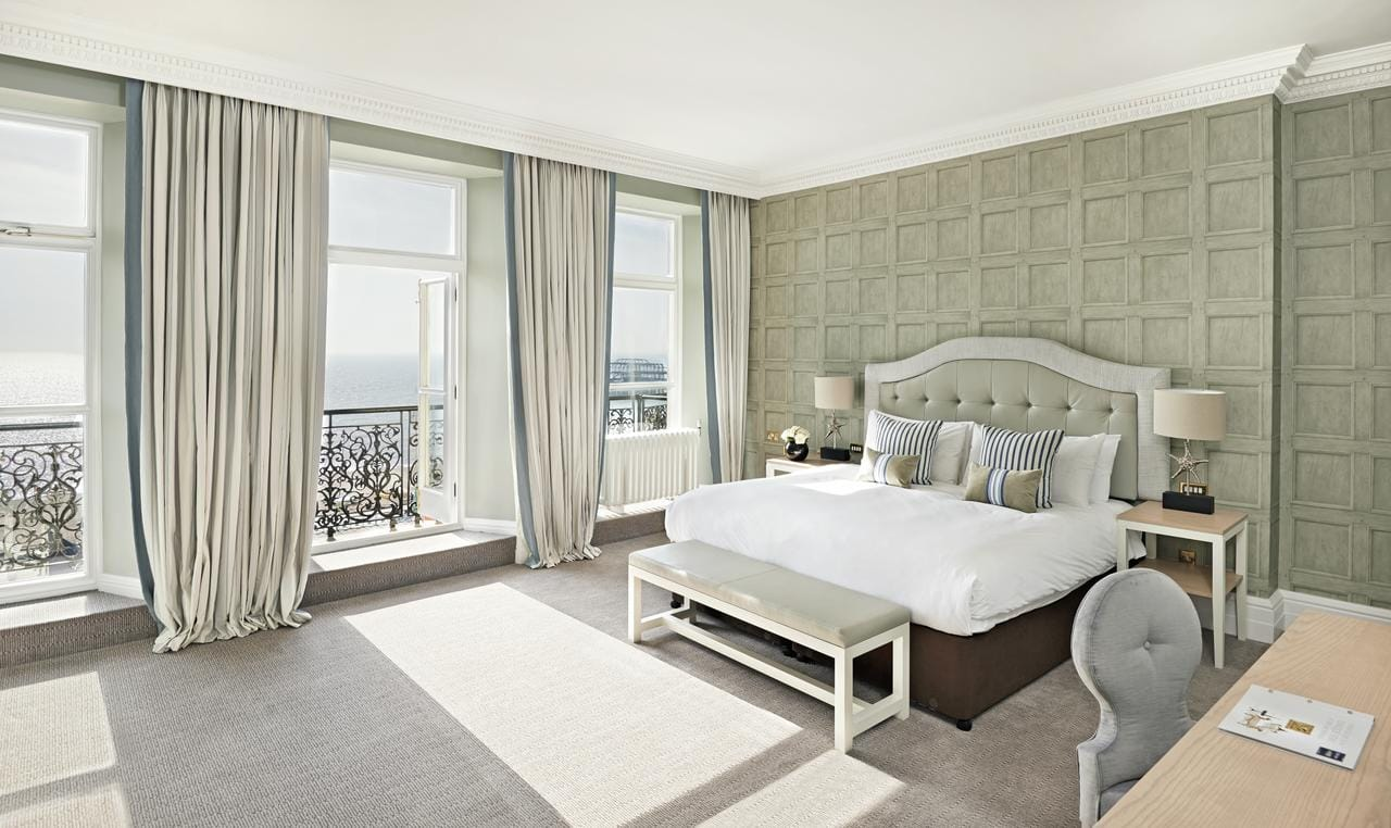 The Grand Brighton Bedroom