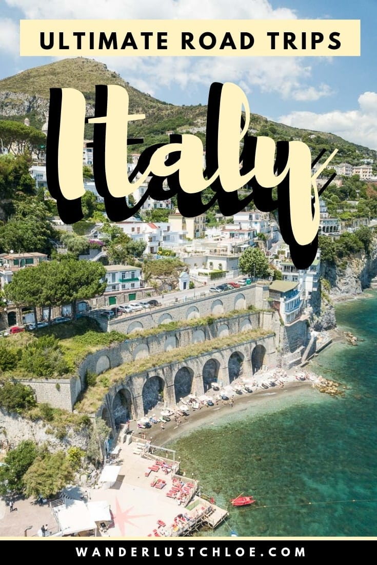 Ultimate Italy Road Trips-min
