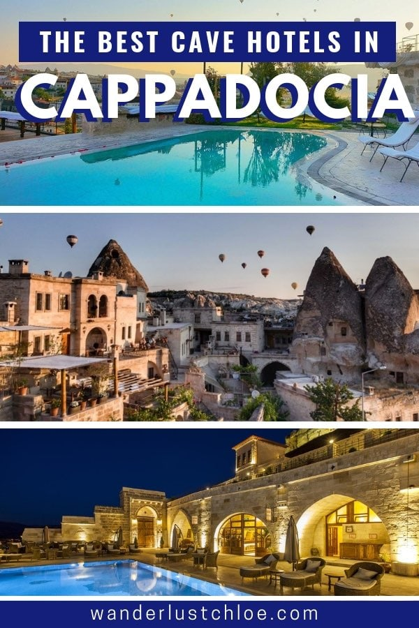 The Best Cave Hotels In Cappadocia