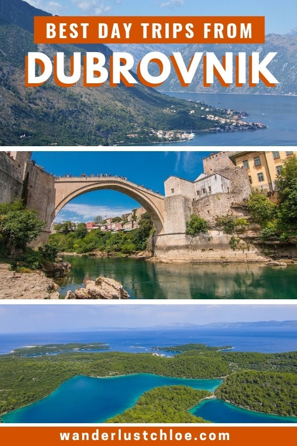 Best Day Trips From Dubrovnik