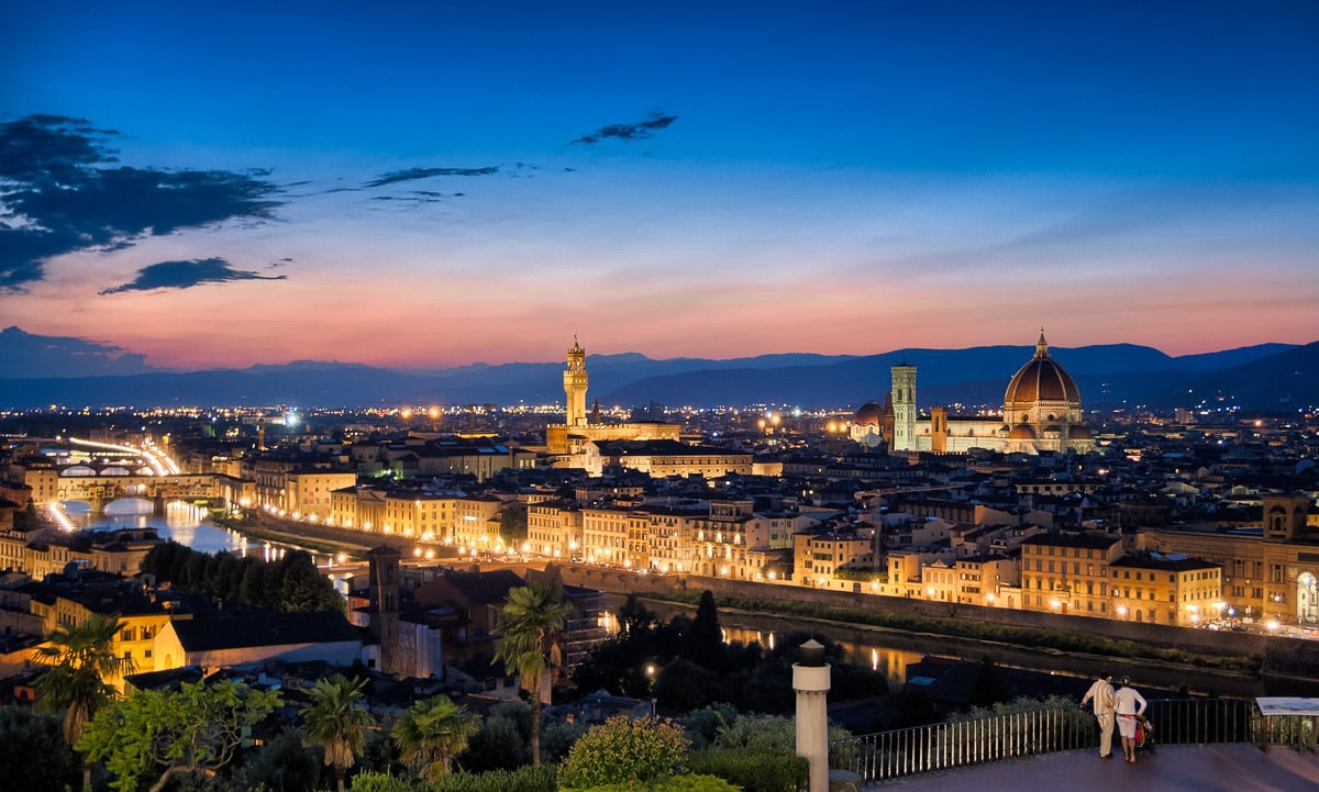 Florence - a great day trip from Venice