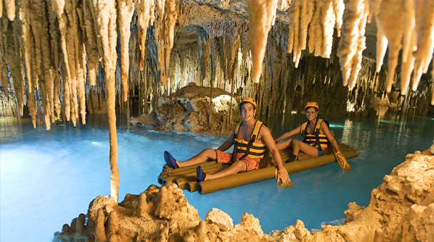 Xplor - one of the most fun excursions in the Riviera Maya