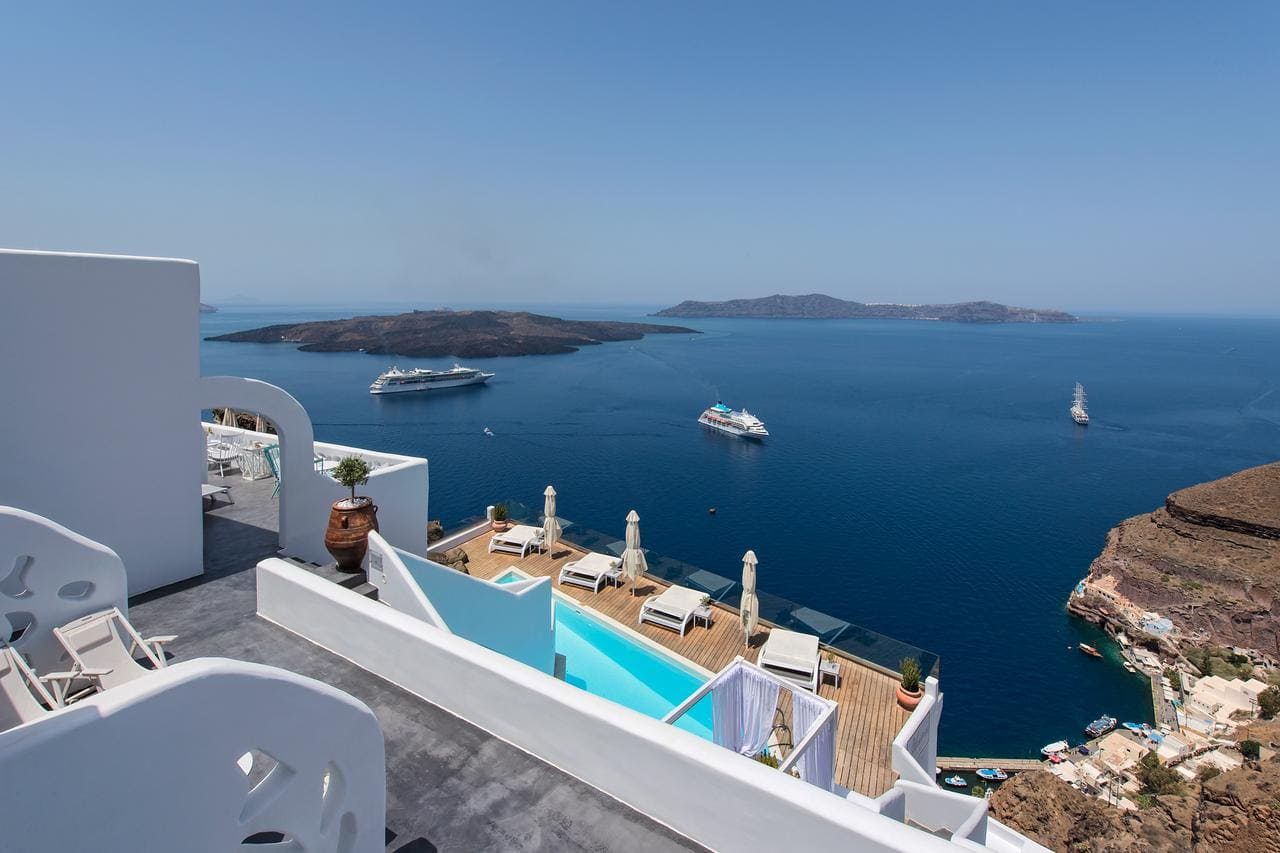 Athina Luxury Suites, Santorini