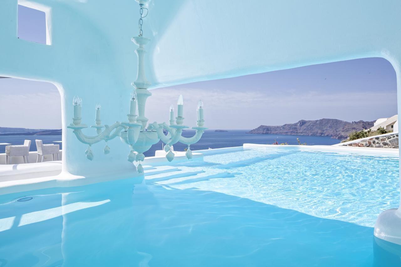Canaves Oia Hotel, Santorini