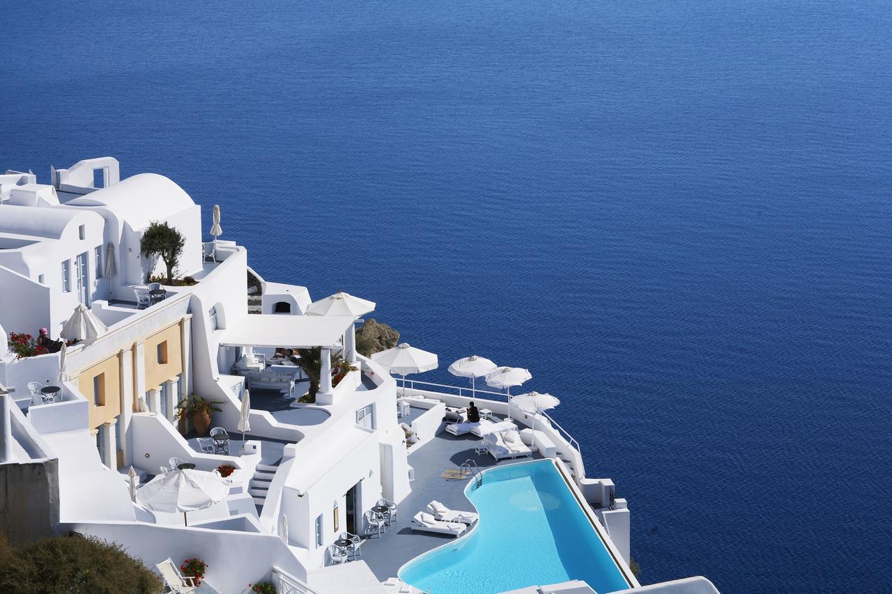 The Best Honeymoon Hotels In Santorini 2020 Guide