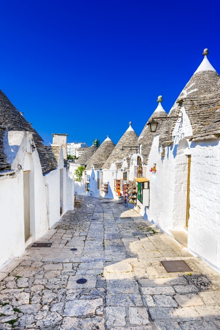 Alberobello - a must visit on a southern Italy road trip