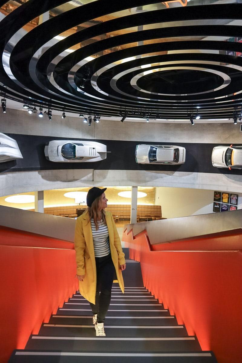 Musée Mercedes-Benz, Stuttgart