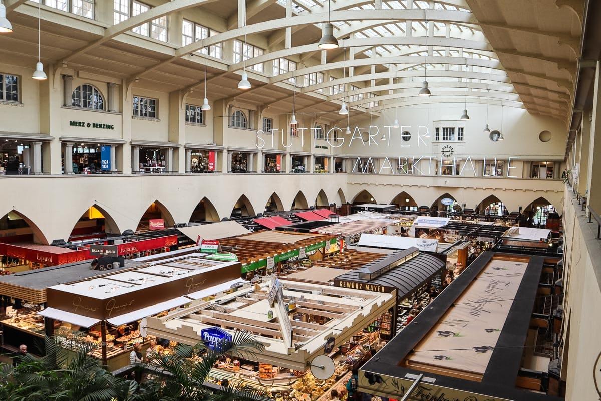 Stuttgarter Markthalle