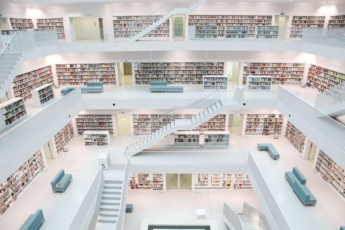 Stuttgart Stadtbiblioteck