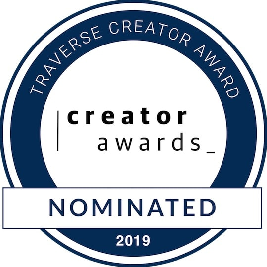 TRAVERSE CREATOR AWARDS