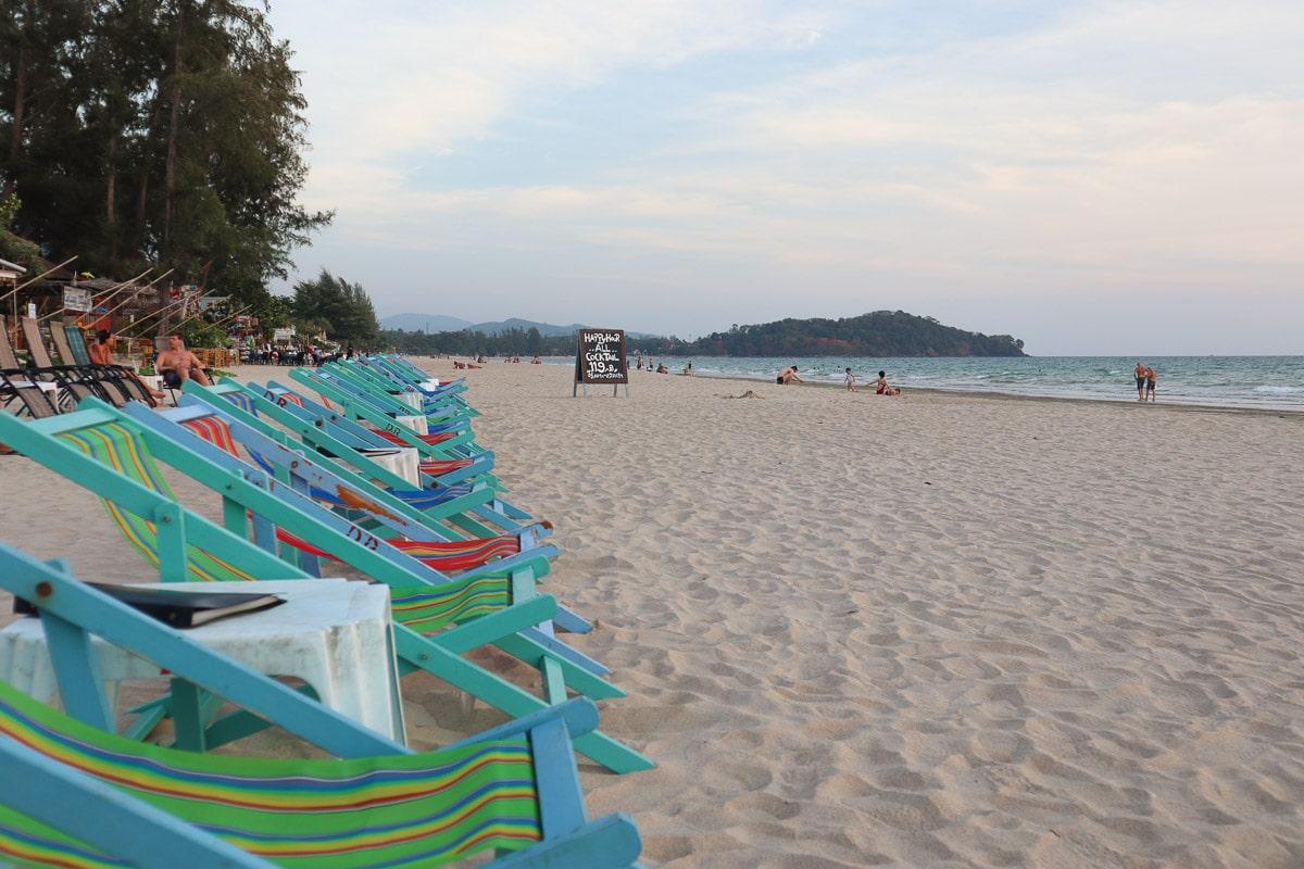 Day 1 in Koh Lanta