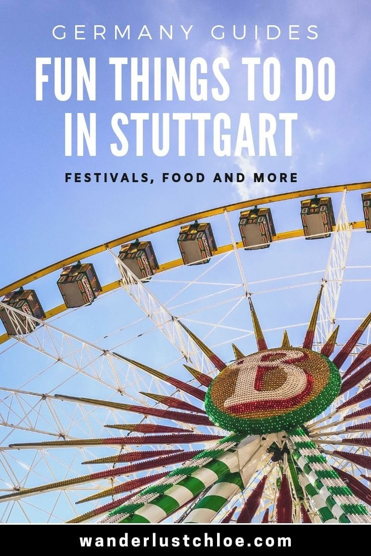Things To Do In Stuttgart Germany