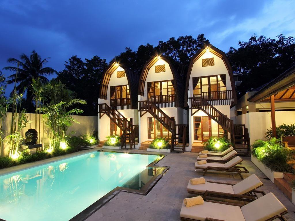 Guest house Mojo Resort Canggu, Bali