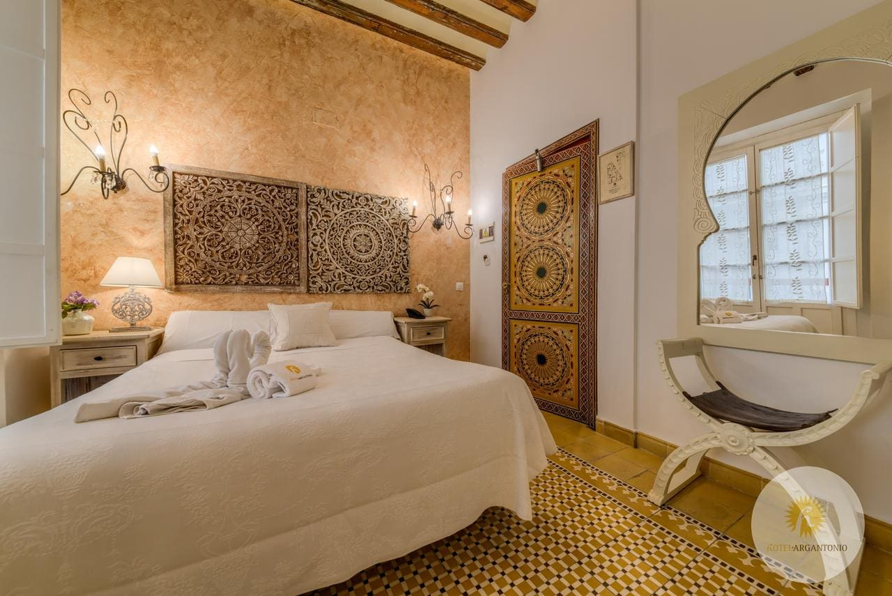 Hotel Argantonio, Cadiz
